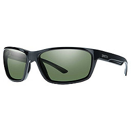 Smith Redmond Sunglasses, Blk-Gray Green Chromapop Polar, 256