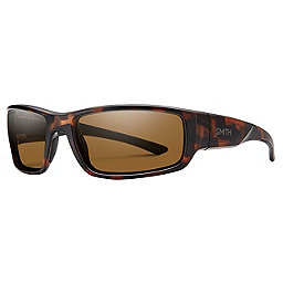 Smith Survey Sunglasses, Tortoise-Carbon Polar Brown, 256