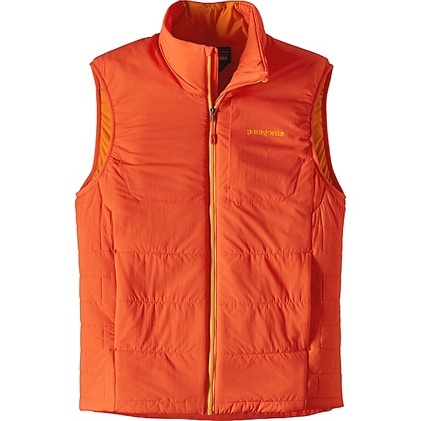 Patagonia Nano-Air Vest - Men's - LG/Campfire Orange, Campfire Orange, 600