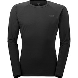 The North Face Light LS Crew Neck TNF, TNF Black-TNF Black, 256