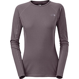 The North Face Light LS Crew Neck Wms Rabbit, Rabbit Grey, 256