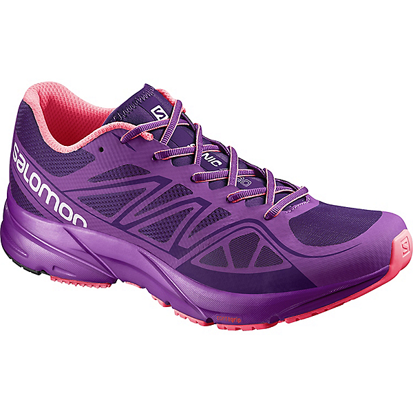Salomon Sonic Aero Wms Cosmic - 9/Cosmic Purple-Pink-Madder, Cosmic Purple-Pink-Madder, 600