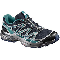 Salomon Wings Flyte 2 - Women's, Slateblue-Light Onix-Teal Blue, 256