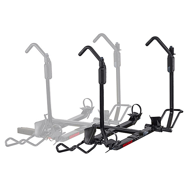 Yakima HoldUp EVO Plus 2 Hitch Mount Bike Carrier - 2 Bike 2021, , 600