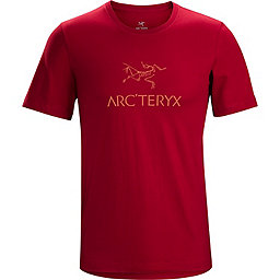 Arcteryx Arc'Word SS T-Shirt - Men's, Red Beach, 256
