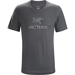 Arcteryx Arc'Word SS T-Shirt - Men's, Pilot, 256