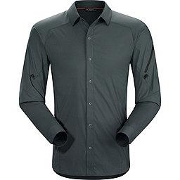 Arcteryx Elaho LS Shirt - Men's, Magnet, 256