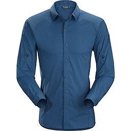 Arcteryx Elaho LS Shirt - Men's, Nocturne, 256