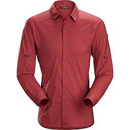 Arcteryx Elaho LS Shirt - Men's, Pompeii, 256