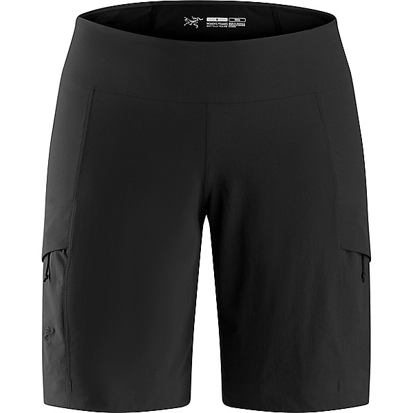 Arc'teryx Sabria Short - Women's - 2/Black, Black, 600