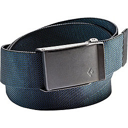 Black Diamond Forge Belt, Black-Denim, 256