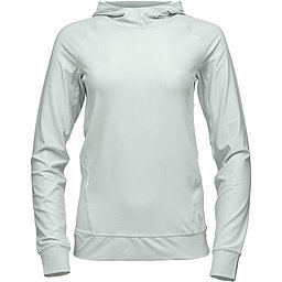 Black Diamond Long Sleeve Alpenglow Hoody - Women's, Silver Pine, 256