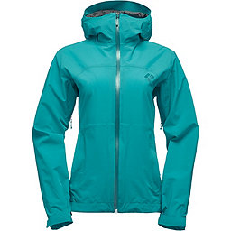 Black Diamond StormLine Stretch Rain Shell - Women's, Evergreen, 256