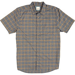 Flylow Anderson Shirt - Men's, Coal-Maize-Herb, 256
