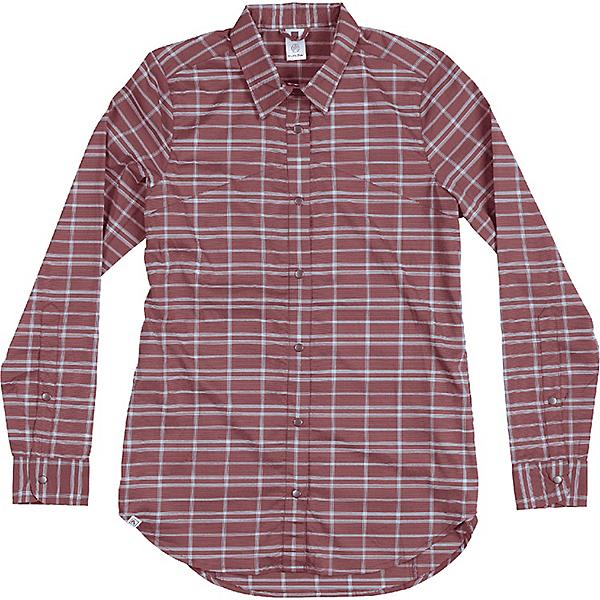 Flylow Dolly Shirt - Women's, Mist-Cosmos, 600