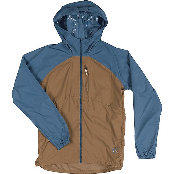 Flylow Rainbreaker Jacket - Men's - LG/Loam Twilight, Loam Twilight, 600