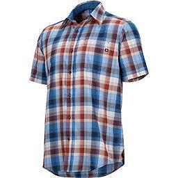 Marmot Notus Short Sleeve - Men's, Varsity Blue, 256
