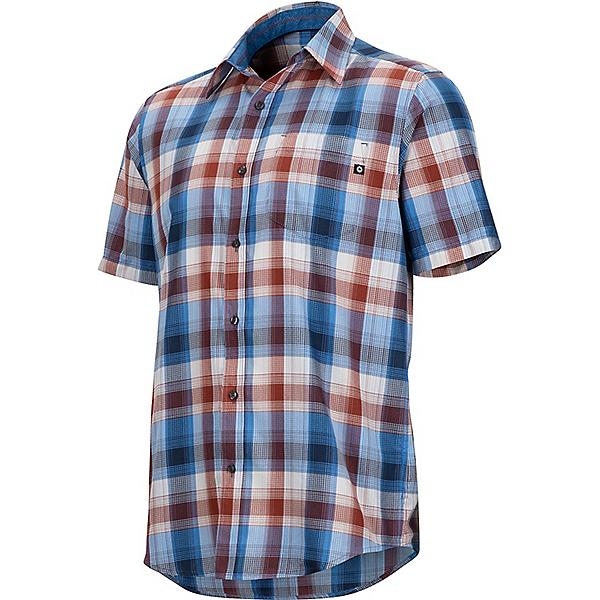 Marmot Notus Short Sleeve - Men's - SM/Varsity Blue, Varsity Blue, 600