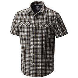 Mountain Hardwear Canyon AC Short Sleeve Shirt - Men's, Darklands, 256