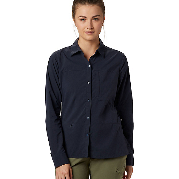 Mountain Hardwear Canyon Pro Long Sleeve Shirt - Women's, , 600
