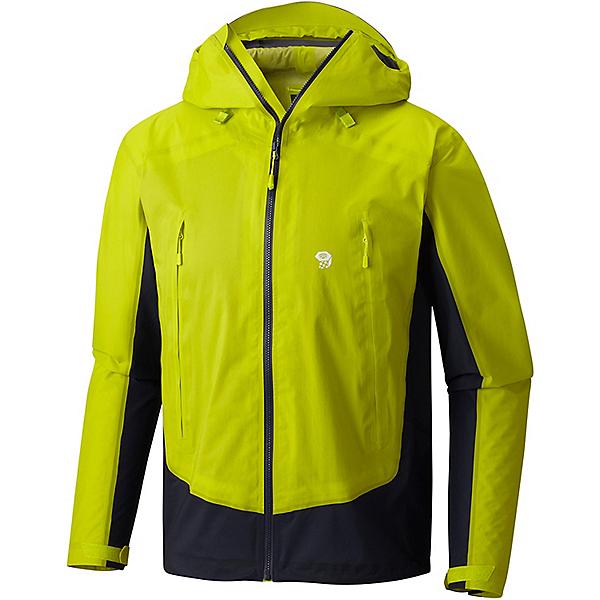 Mountain Hardwear Quasar Lite II Jacket - Men's - XL/Fresh Bud-Dark Zinc, Fresh Bud-Dark Zinc, 600