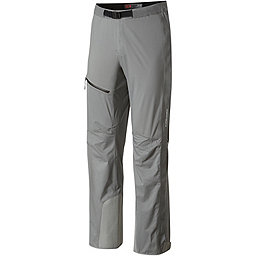 Mountain Hardwear Quasar Lite II Pant - Men's, Manta Grey, 256
