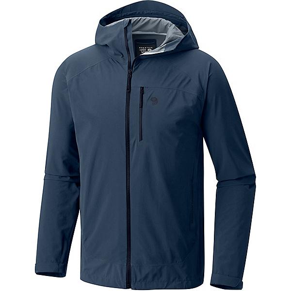 Mountain Hardwear Stretch Ozonic Jacket - Men's - LG/Zinc, Zinc, 600