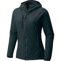 Mountain Hardwear Super Chockstone Hooded Jacket - Women's, Blue Spruce, 256