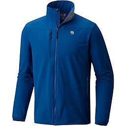 Mountain Hardwear Super Chockstone Jacket - Men's, Nightfall Blue, 256