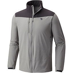 Mountain Hardwear Super Chockstone Jacket - Men's, Shark, 256