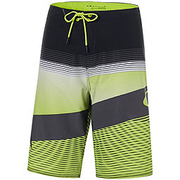 Oakley Gnarly Wave 21 - Men's, Lime Green, 256