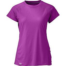 Outdoor Research Echo S/S Tee - Women's, Ultraviolet, 256