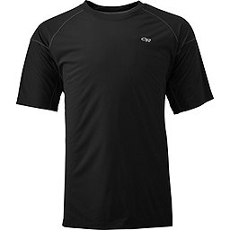 Outdoor Research Echo Tee, Black-Charcoal, 256