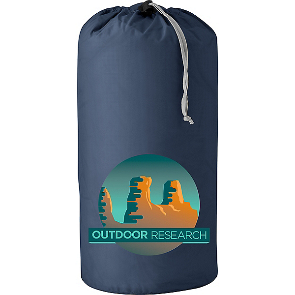 Outdoor Research Graphic Stuff Sack, Dusk, 600