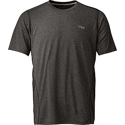 Outdoor Research Ignitor Short Sleeve Tee - Men's, Charcoal, 256
