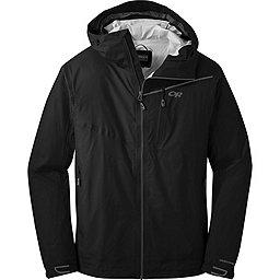 Outdoor Research Interstellar Jacket - Men's, Black-Charcoal, 256