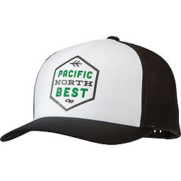 Outdoor Research Pacific Northbest Trucker Cap, Black, 256