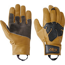 Outdoor Research Splitter Work Gloves, Natural-Black, 256