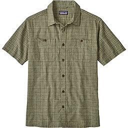 Patagonia Back Step Shirt - Men's, Tino: Industrial Green, 256