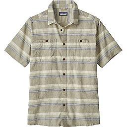 Patagonia Back Step Shirt - Men's, Shorelines Stripe: Shale, 256