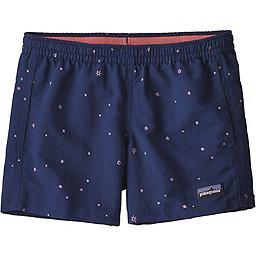 Patagonia Baggies Shorts - Girls', Mica Pop: Classic Navy, 256