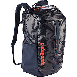 Patagonia Black Hole Pack 30L, Navy Blue w-Paintbrush Red, 256