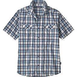 Patagonia High Moss Shirt - Men's, Anchor: Birch White, 256