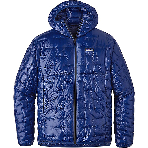 Patagonia Micro Puff Hoody - Men's - LG/Viking Blue, Viking Blue, 600
