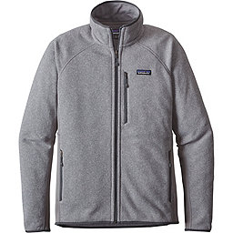 Patagonia Performance Better Sweater Jacket - Men's, Feather Grey, 256