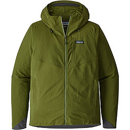 Patagonia R1 TechFace Hoody - Men's, Sprouted Green, 256
