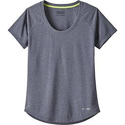 Patagonia S/S Nine Trails Shirt - Women's, Dolomite Blue, 256