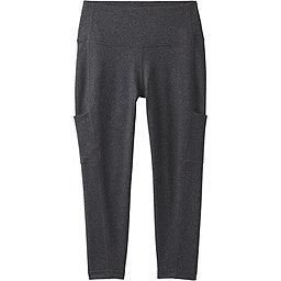 prAna Borra Pocket Capri - Women's, Charcoal Heather, 256