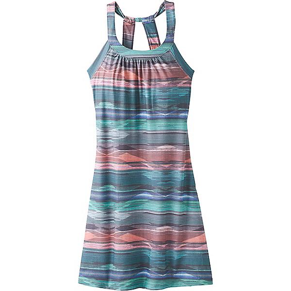 prAna Cantine Dress - Women's - SM/Granite Bonita, Granite Bonita, 600