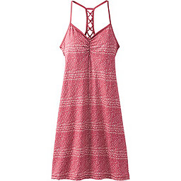 prAna Elixir Dress - Women's, Crushed Cran Sumatra, 256